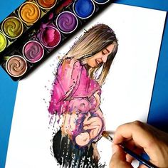 Art Auctions for Drawings – Viral Gossip Realistic Pencil Drawings, Art Drawings, Snapchat, Pregnancy Journal, 3 Arts, Save Image, Art Auction, Deathly Hallows Tattoo, Fine Art Paper