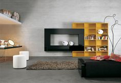 Book – Open Shelving System by Daniele Lago » Yanko Design