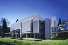 Musée Frieder Burda à Baden Baden par Richard Maier, 2004 Richard Meier, Moldova, Art Museum, Trip Advisor, Modern Art, Multi Story Building, Exterior, Mansions, House Styles
