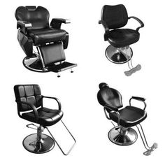 Stylist Stations and Furniture: Fashionable Hydraulic Recline Barber Chair Hair Salon Shampoo Beauty Equipment -> BUY IT NOW ONLY: $233.99 on eBay!