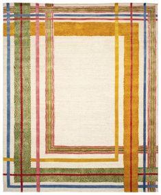 Watteau 2 rug, Commo