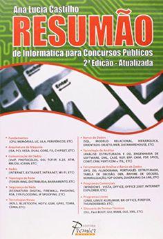 Nova - Resumao de informatica Para Concursos Publicos #Aprovado
