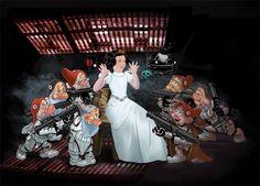 Oct. 30, 2012 - Disney acquired Lucasfilm
