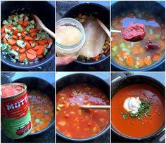 LINDASTUHAUG - det skal vere en opptur med sunn mat! Chana Masala, Chili, Salsa, Ethnic Recipes, Foodies, Basil, Gravy, Chili Powder, Chilis