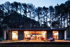 OZ House by Andrade Morettin Arquitetos Associados 01