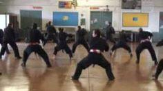 universal kempo karate - YouTube