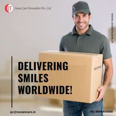 When you need something important delivered in a short span of time, we ensure that you are taken care of every step of the way. From Bangalore to any part of the World or from any part of the World to Bangalore. Freight Forwarder, Relocation Services, Packers And Movers, Transportation, Ocean, Sea, The Ocean