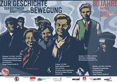 Plakat Geschichte Goettingen 2012