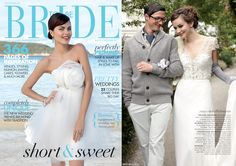 Sheath wedding dress with beaded cap sleeves, c shaped neckline with v shaped back, beaded bodice with natural waist and romantic chiffon skirt | As Seen In Media - @bridetobemag rozlakelin.com