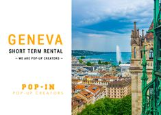 Pop-up Stores have emerged as one of the most convenient ways to promote your Brand. Book your short term rental in Geneva today through Pop-In. Visit our site and choose your favorite place. Geneva City, Brand Book, Retail Design, Pop Up Stores, Taj Mahal, Shops, Business, Building, Places