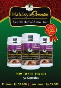 asam urat, herbal, grosir, jogja, herbal asam urat, grosir herbal, habasya