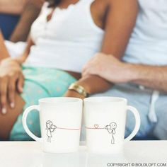 Say I Love You Too His and Her Coffee Mugs-BolfLoft offers novelty coffee mugs for couples. For those time you want to be reminded for your love, BoldLoft his and her wedding coffee mugs are the ideal and unique gifts for him, her, couples, boyfriend, girlfriend, husband, and wife plus anniversary, wedding, Valentine, and engagement.