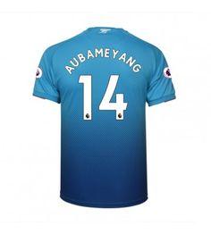Arsenal Aubameyang 14 Bortatröja 17-18 Kortärmad Arsenal Fc, Sports, Tops, Fashion, Moda, La Mode, Sport, Shell Tops, Fasion