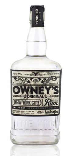 Owney's Rum. Tasted at Brooklyn Wine Emporium annual BK Gathering. Very funky essence, but not flavored that way until finish. Enjoyed very much.