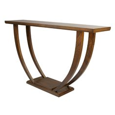 Art Deco Console Table By Anton Gerner   Bespoke Contemporary Furniture  Melbourne