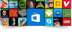 Aplicativos do Windows10