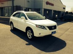 It's starting to look like spring here at the dealership!  Come check out this 2011 Lexus RX 350, or the rest of our new/used inventory! www.handycars.com