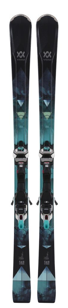 Volkl Flair 81 Carbon Women's Ski Snow Skiing, Products