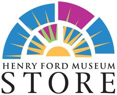 Logo development for the Henry Ford Museum Store, Michigan