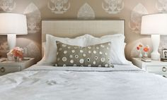 DIY Bedroom Makeover Project: choosing an upholstered headboard style - My Decor Education