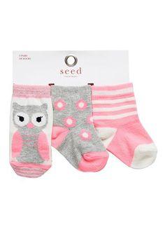 Carter S Baby Socks Baby Girls 6 Pack Socks Kids Baby Girl 0 24