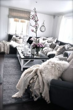 "Cozy warm den. Cozy room. Cozy room idea. Den idea. Living room idea. <a class=""pintag searchlink"" data-query=""%23den"" data-type=""hashtag"" href=""/search/?q=%23den&rs=hashtag"" rel=""nofollow"" title=""#den search Pinterest"">#den</a> <a class=""pintag searchlink"" data-query=""%23cozyden"" data-type=""hashtag"" href=""/search/?q=%23cozyden&rs=hashtag"" rel=""nofollow"" title=""#cozyden search Pinterest"">#cozyden</a> <a class=""pintag searchlink"" data-query=""%23cozy"" data-type=""hashtag"" href=""/search/?q=%23cozy&rs=hashtag"" rel=""nofollow"" title=""#cozy search Pinterest"">#cozy</a>. Gray and cream"