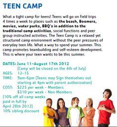 Teen Camp