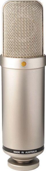 Large-diaphragm Vacuum Tube Condenser Microphone