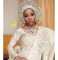 "15.8k Likes, 48 Comments - Africa's Top Wedding Website (@bellanaijaweddings) on Instagram: ""Stunning✨  @adedayo.x Makeup: @oshewabeauty  Planner: @bsignature_events Asooke:…"""