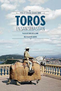 Entradas Toros San Sebastián 2015. Toros Illumbe.