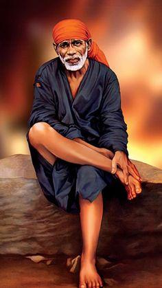 Sai Baba Pictures, Sai Baba Photos, God Pictures, Sai Baba Hd Wallpaper, Screen Wallpaper, Sai Baba Miracles, Shirdi Sai Baba Wallpapers, Ram Image, Saints Of India