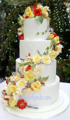 Wedding Cake for Sir Paul McCartney and Nancy Shevell, October 2011