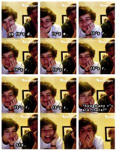 I LOVE THEM!! *sigh* Don't get me wrong, i love the 2014 them, but I miss the video diary ones too. :'(