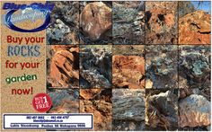 Are you a Landscaper or do You have an Nursery? Are you an Garden Specialist? Are you your own Gardener? Or Just a Love for Gardening!! Here is a Fantastic opportunity to buy your stock wholesale and use it yourself or sell it to your Clients!! All Customers Welcome!!! Garden Stones!! Pebbles!! Potgietersrus/Mokopane Contact 083 389 4999