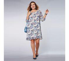 Šaty s potlačou a dlhými rukávmi | modino.sk #ModinoSK #modino_sk #modino_style #style #fashion #dress Calvin Klein, Cold Shoulder Dress, Casual, Dresses, Fashion, Gowns, Moda, La Mode, Dress
