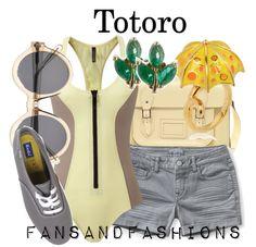 fansandfashions: Totoro