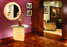 Red Walls, Basement Bathroom, Vanity, Mirror, Inspiration, Furniture, Home Decor, Dressing Tables, Biblical Inspiration