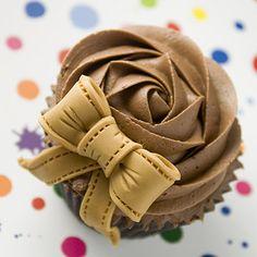 Objetivo: Cupcake Perfecto.: La cocina que nunca fue mía... y Cupcakes de Chocolate Negro