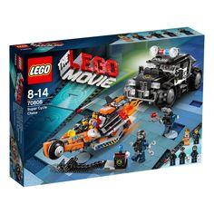 70808 Lego Movie Supermotor Achtervolging | Intertoys