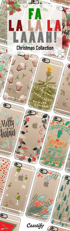 It's beginning to look a lot like #Christmas. Shop our Holiday Collections here - http://www.casetify.com/collections/holidays#