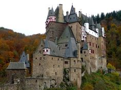Burg Eltz Castle. Germany.