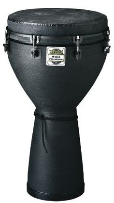 Remo Mondo Designer Series Key-Tuned Djembe Black Earth 12x24 by Remo. $185.26. REMOS key-tuned djembes have had great success as the most user friendly djembe in the world. With features like portability, tunability, durability and playability its no wonder why it is the choice for thousands and thousands of professional and recreational drummers for years. The new Black Earth finished Djembe features a new Remo SKYNDEEP Black Fiberskyn Mondo drumhead. The Skyndeep drumhead...