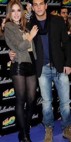 María Valverde & Mario Casas