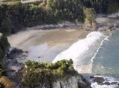 #Playa de Sacido, #Viveiro, #Galicia