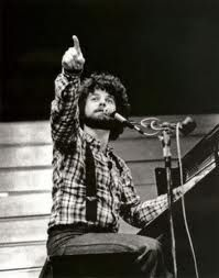 Keith Green. His music and writings were and are such an inspiration to our family. I remember his concert we attended Feb. before his death the following summer. A great loss for the Body of Christ.