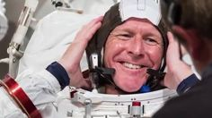 A Moment with Tim Peake