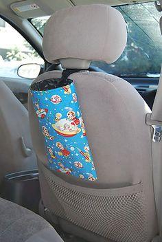 litter bag for the car