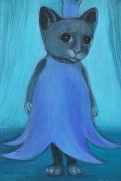 Konserttipuku - Petra Heikkilä Petra, Cats, Fictional Characters, Gatos, Cat, Fantasy Characters, Kitty, Kitty Cats