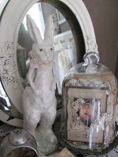 A New Bunny~ by Tin Rabbit, via Flickr