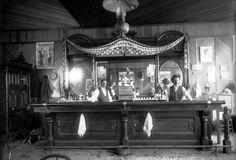 Saloon ~ Meeker Colorado ~ 1899